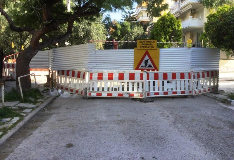 Τα τμήματα της οδού Κανάρη που θα κλείσουν τις επόμενες ημέρες
