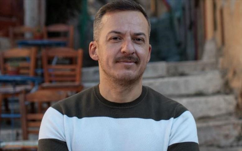 Ο Αλιμιώτης Παναγιώτης Δημάκης παρουσιάζει απόψε το βιβλίο του στο Φεστιβάλ Βιβλίου στο Ζάππειο