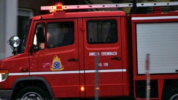 Έκρηξη αυτοκινήτου στη Βουλιαγμένη