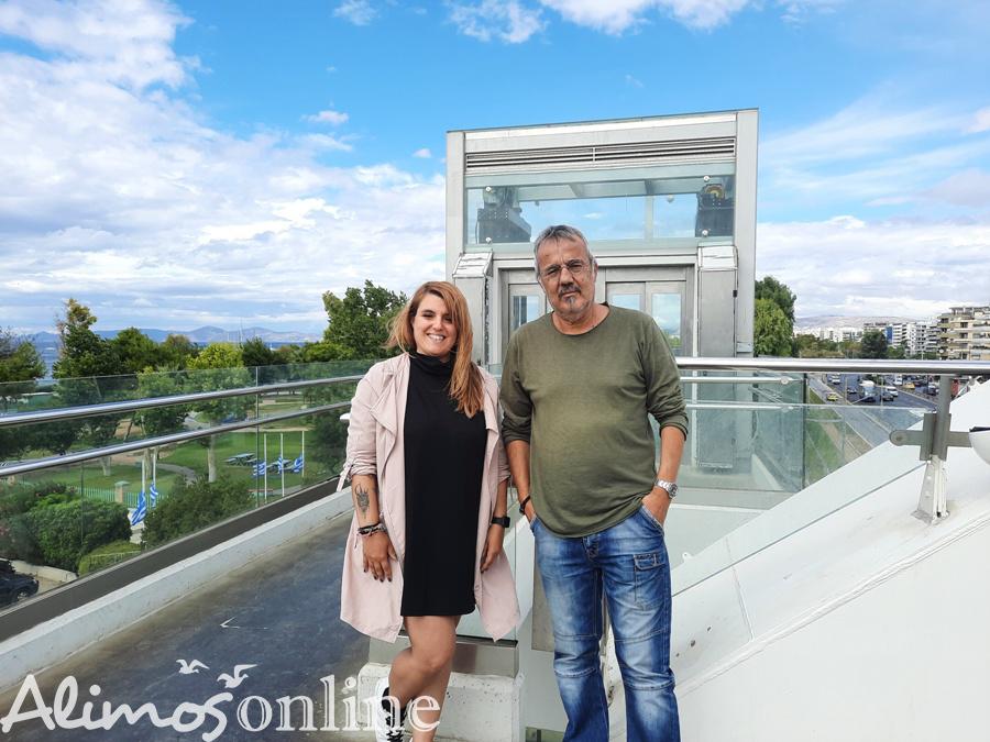 Χρήστος Αντωναρόπουλος – Τατιάνα Τζινιώλη: «Αλιμιώτικος αέρας» στο Ζάππειο