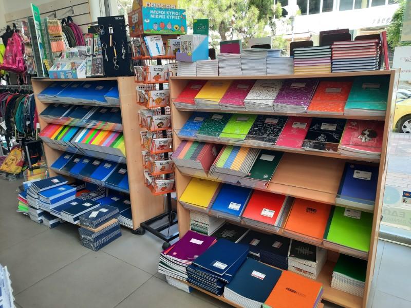Στο «Παραθύρι» θα βρεις ό,τι χρειάζεσαι από σχολικά και γραφική ύλη