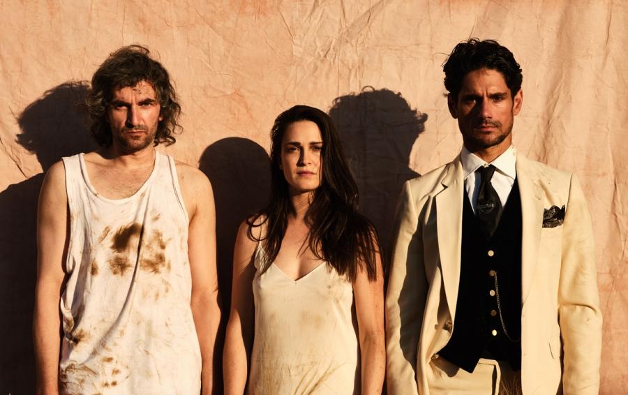 «Ορέστης» του Ευριπίδη: Για δύο παραστάσεις στην Ηλιούπολη