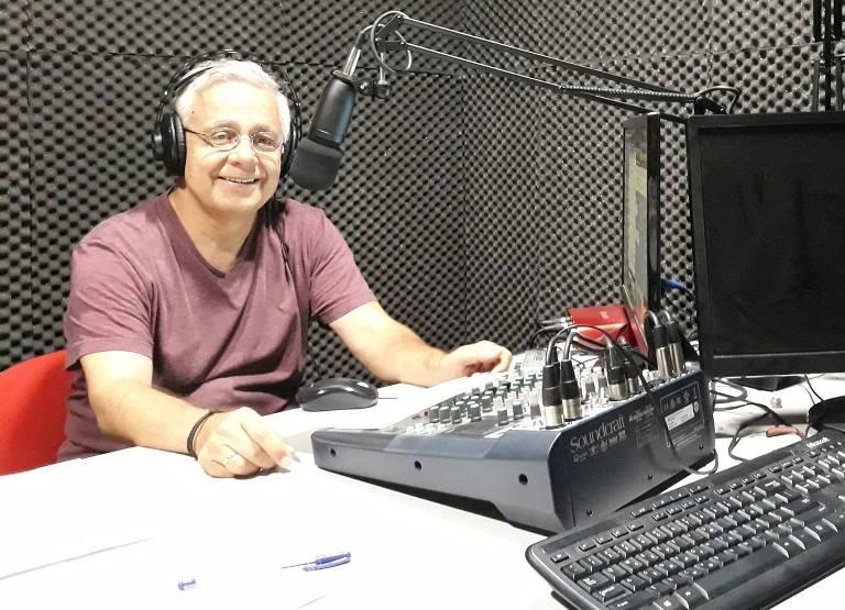 Αύριο θα απολαύσουμε τη συνάντηση του Τάκη Τάγκαλου και της Φαίης Κοκκινοπούλου στο Alimos Web Radio