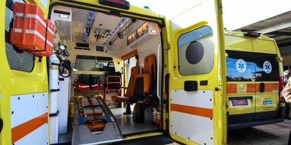 Ατύχημα στη λεωφόρο Καλαμακίου για τον ποδοσφαιριστή Κώστα Φορτούνη