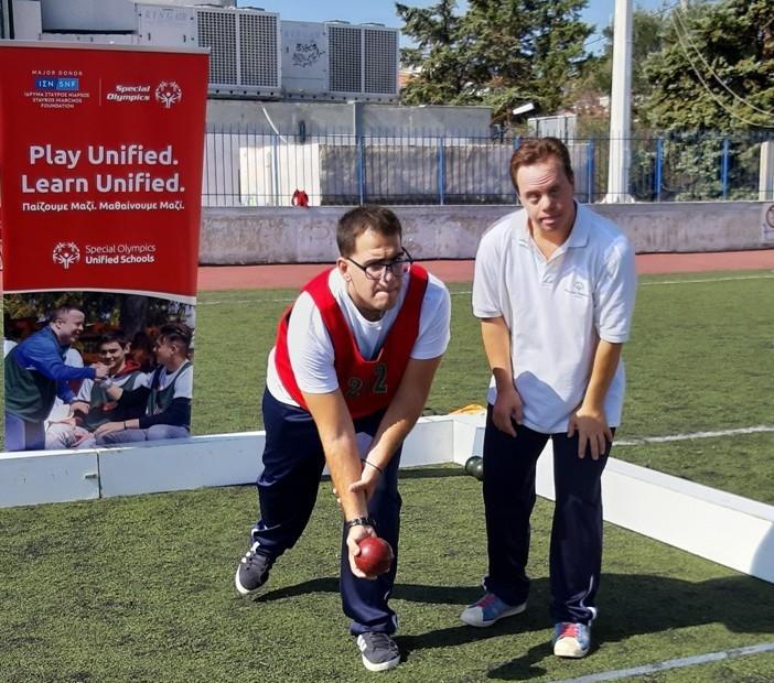 Special Olympics Hellas και Δήμος Παλαιού Φαλήρου: Συνεργάζονται για τη δημιουργία μεικτών αθλητικών ομάδων