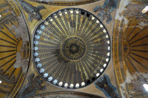 Αγία Σοφία: Ένα πολιτιστικό αποτύπωμα της συνέχειας του Ελληνισμού ...
